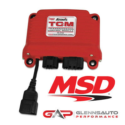 msd-2760 atomic stand alone transmission controller ford-4r70w//4r75w/4r100