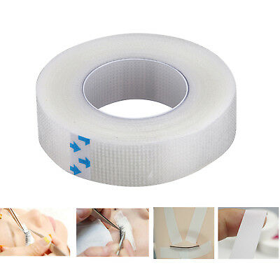 1 Roll Eyelash Individual Extension Tool Supply Medical Tape Clear Technician