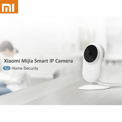 Xiaomi Mijia SXJ02ZM 1080P FHD Smart IP Camera WiFi Partition AI Detection CN