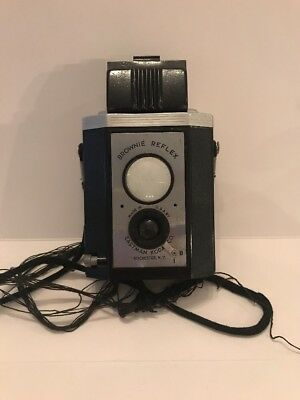 Brownie Reflex Eastman Kodak Camera Vintage Antique