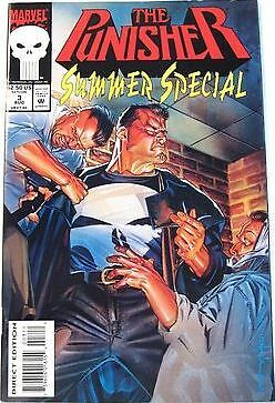The Punisher Summer Special #3 (Aug 1993, Marvel) - F/VF