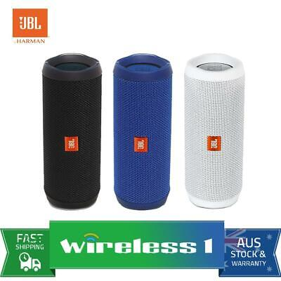 JBL Flip 4 Portable Bluetooth Speaker // Multiple Colours
