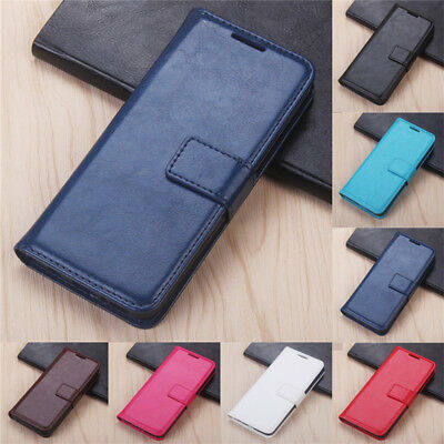 For Huawei Honor View 20 8X 7 8 9 Lite Magnetic Leather Flip Wallet Case  Cover