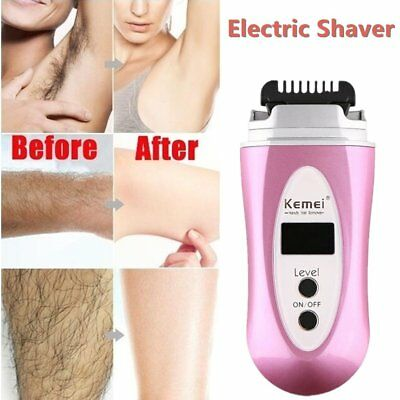 Instant & Pain Free Touch Hair Removal Infrared Epilator Body Face O5