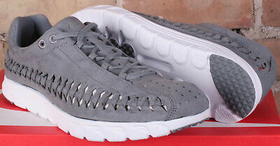 new product 3a0aa 0158a New Nike Mayfly Woven Cool Grey White Low Running Casual Shoes 833132 004 Size  9