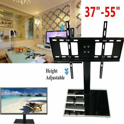 37 55 Universal Table Top Tv Stand Base Bracket Mount For Flat