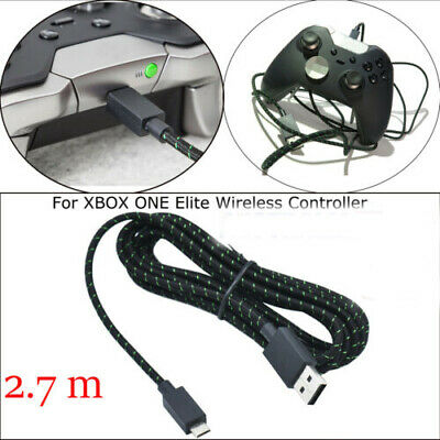 USB to Micro USB Charging Cable for XBOX ONE Elite Wireless Controller# AU Stock