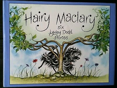 Lynley Dodd ~ Hairy Maclary ~ Six Stories ~ Hc/Dj