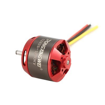 DXW C2826 1290KV 2-4S Outrunner Brushless Motor for RC Fixed Wing AirplaneML