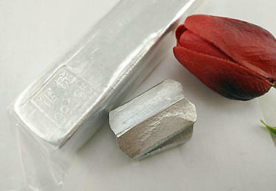 100 grams High Purity 99.995% indium in Metal Lumps