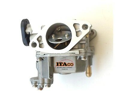 6D4-14301-00 Carburetor Carb Assy For Yamaha Parsun Outboard some 9.9HP 15HP 4T