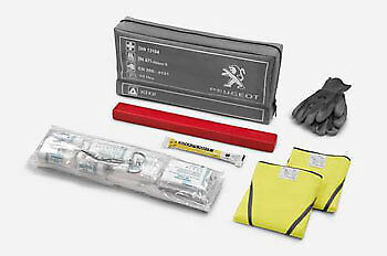 Genuine Peugeot 108 2014-2018 Prevention and Signalling Kit - 1611561780