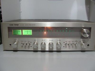 "Linear Design AM-FM Stereo Receiver Model AR-6000B Great Condition And In ""GWO"""
