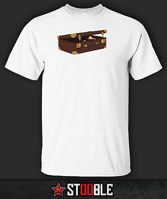 Newts Suitcase T-Shirt - Direct from Stockist