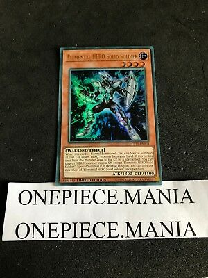 Yu-Gi-Oh! Elemental HERO Solid Soldier CT15-EN003 (CT15-FR003)