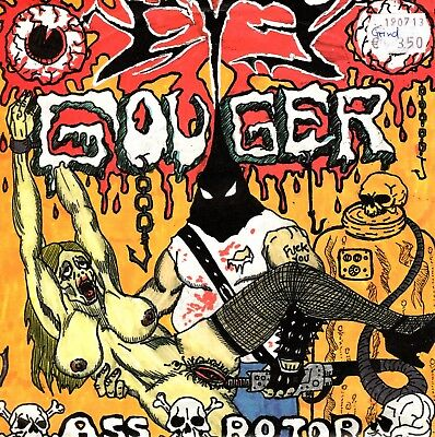 """Eyegouger - Ass Rotor 7"""" (1991) Mind Control Records / Us Grindcore"""