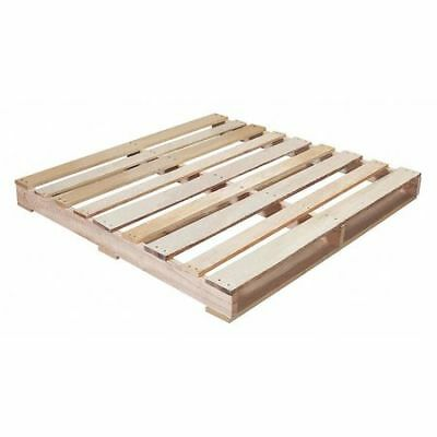 "PARTNERS BRAND CPW4848R #1 Recycled Wood Pallet,48x48"",Natural Wood,PK10"