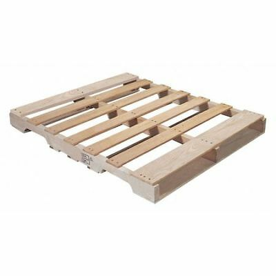 "PARTNERS BRAND CPW4840RH Heat Treated Pallet,48x40"",Natural Wood,PK10"