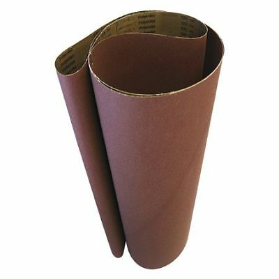 Fine Grade VSM 121017 Abrasive Belt 240 Grit 4 Width 54 Length Pack of 10 Aluminum Oxide Brown Cloth Backing
