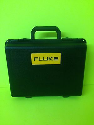 Fluke C-101 Black Hard Plastic Carrying Case New
