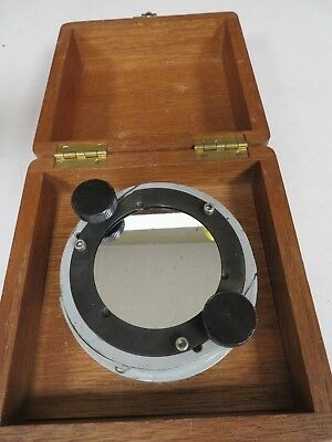 Davidson Optronics - model D-622 - Reference/Spindle Mirror w/ case - NB41