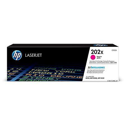 HP CF503X (202X) Genuine High Yield Magenta [2.5K Page] Toner Cartridge