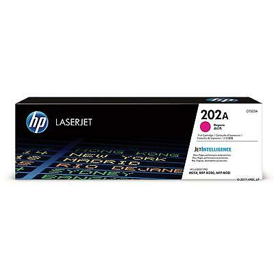 HP CF503A (202A) Genuine Magenta [1.3K Page] Toner Cartridge