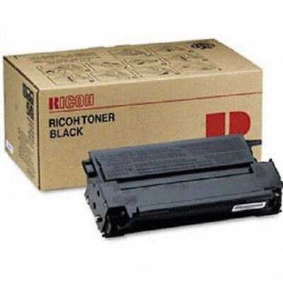 Ricoh 407508 Genuine (10K Pages) Black Toner Cartridge