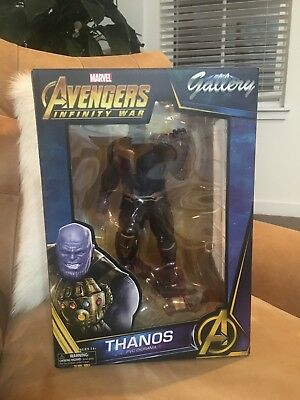 NEW Marvel Avengers Infinity War Gallery THANOS Action Figure