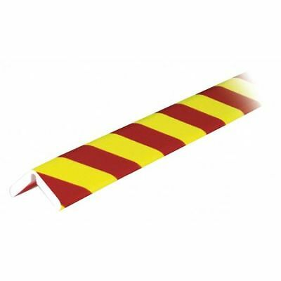 Corner Guard,Flat,Fluorescent Red/Yl KNUFFI BY IRONGUARD SAFETY 60-6888