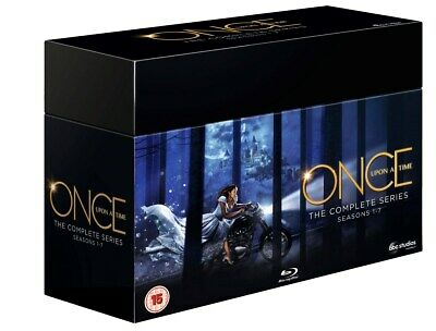 Once Upon a Time: The Complete Series - Seasons 1-7 (Box Set) [Blu-ray]
