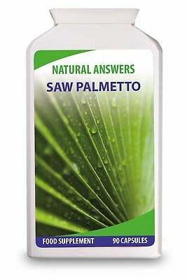 Saw Palmetto Supplements 1000mg Prostate Urinary Tract Health Support for Men