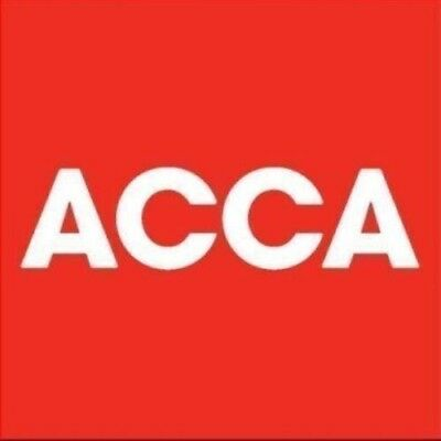 ACCA LSBF Videos+Revision Lectures and Kit F6,F7,F8,F9,P1,P2,P3,P4,P5,P6 2017-18