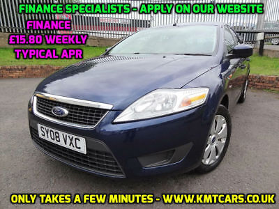 2008 Ford Mondeo 2.0 145 Edge - ONLY 58000mls - KMT Cars