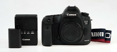 Canon EOS 5D Mark III 22.3 MP DSLR Camera Body