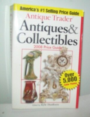 Used Kovels' Antique Trader Antiques & Collectibles price list 2008