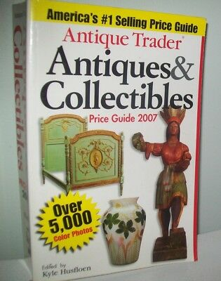 Kovels Antique trader Antiques & Collectibles price guide 2007