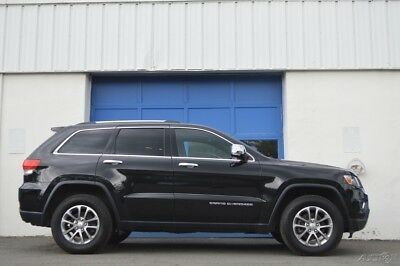 Jeep Grand Cherokee Limited Repairable Rebuildable Salvage Lot Drives Great Project Builder Fixer Easy Fix
