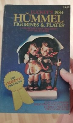 Luckey's Hummel Figurines & Plates The Original Price Guide