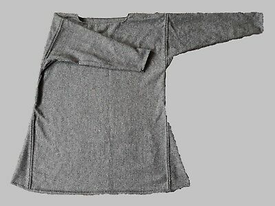 "Early Medieval Tunic - Fully Handsewn Seams - To fit up to 50"" Chest"