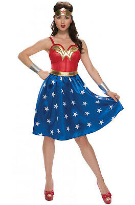 Brand New DC Comics Wonder Woman Adult Costume