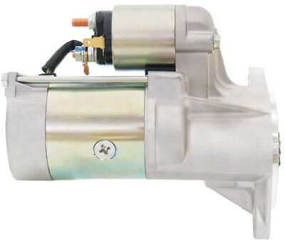 Genuine Quality Starter Motor 12V 2.3KW 9TH CW Holden Rodeo TF 4JH1-TC