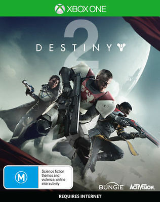 Destiny 2 Xbox One Game AUS PAL - Like New
