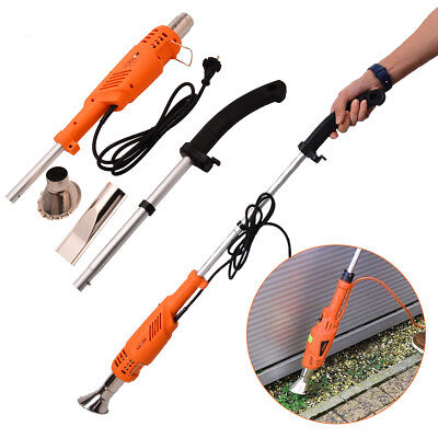 2000W Telescopic Electric Weed Burner Killer Hot Air Blowtorch Torch For Garden