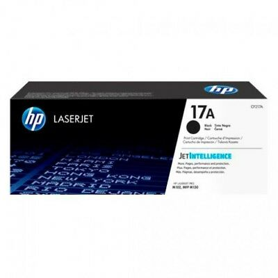 HP CF217A (17A) Genuine Black [1.6K Page] Toner Cartridge
