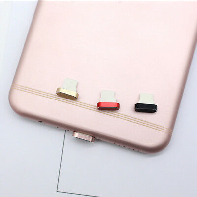Anti Dust Plug Cover Charger Port Cap Stopper Phone Accessories for iPhone 6 7 8