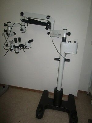 OP-Mikroskop HNO Leica Wild M655 Surgical Microscope ENT