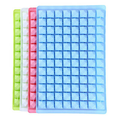 96 Grids Plastic Ice Cube Tray Large Mold Giant Maker Square Kitchen Tool Z