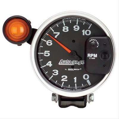"Auto Meter 233904 - Autogage Shift-Lite Tach 10K RPM 5"" Dia. Electrical - Black"