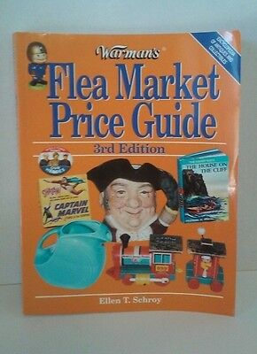 Warman's Flea Market Price Guide Encyclopedia of Antiques and Collectibles 2003